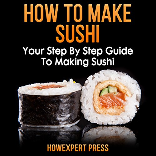 How to Make Sushi audiobook cover art