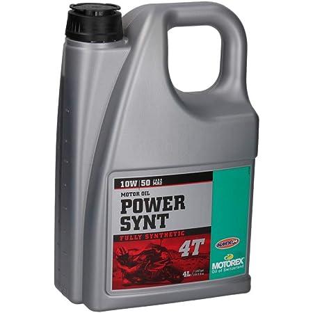 Motorex Power Synt 4t Motoröl Öl 10w50 Jaso Ma2 Api Sn Sm Sl 1l 1 Liter Auto