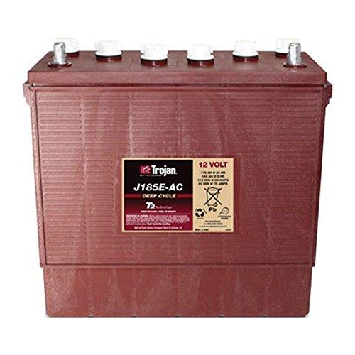 Trojan 12V 175Ah J185E-AC Deep Cycle Flooded Lead Acid Battery