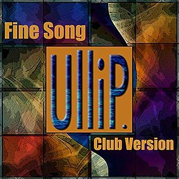 Fine Song (Club Version)