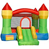 Cloud 9 Mighty Bounce House - Inflatable Kids Jump Castle with Blower