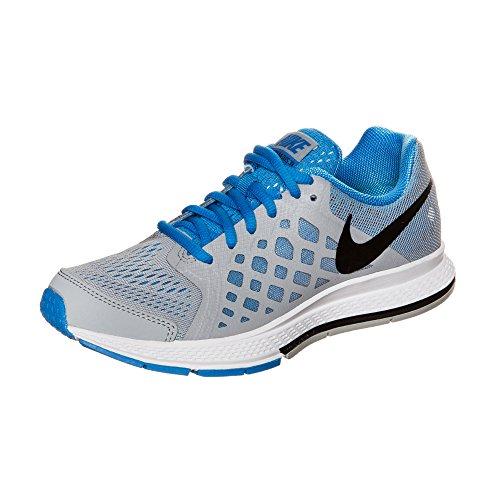 Nike - Zoom Pegasus 31 GS - 654412003 - Farbe: Grau-Blau - Größe: 38 EU