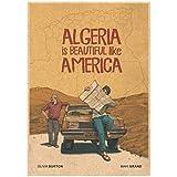 Wandbild Besuch Algerien Reise Gemälde Vintage Wandbilder