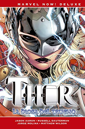 Thor de Jason Aaron 3. La Diosa del Trueno