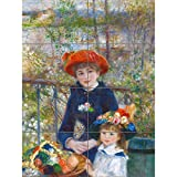 Artery8 Renoir Two Sisters On The Terrace XL Giant Panel