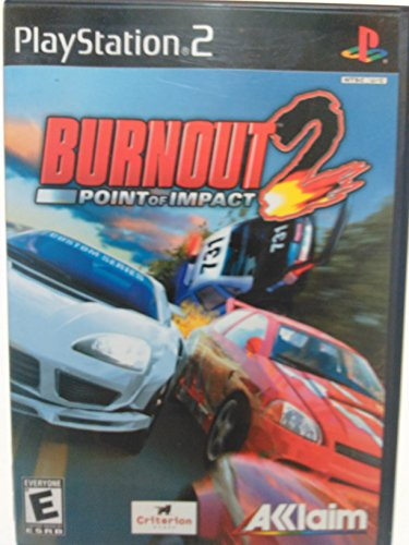 Burnout 2: Point of Impact - PlayStation2