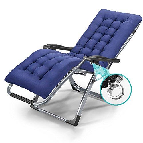 LNNZPL Silla de salón plegable casa de la siesta silla plegable silla de camping personal silla de salón silla de maternidad ángulo de la oficina jardín ajustable balcón silla de camping Silla plegabl
