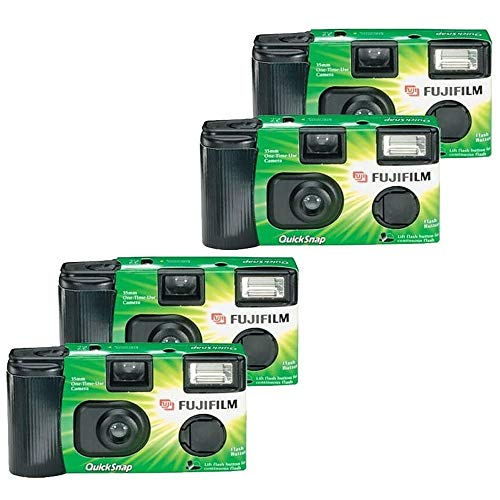 cámara desechable fabricante Fujifilm