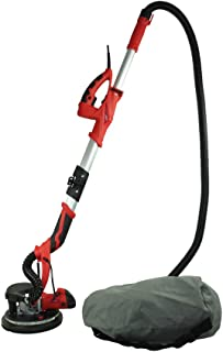ALEKO DP-30002 Lightweight Drywall Sander with Vacuum and LED Light Adjustable Speed