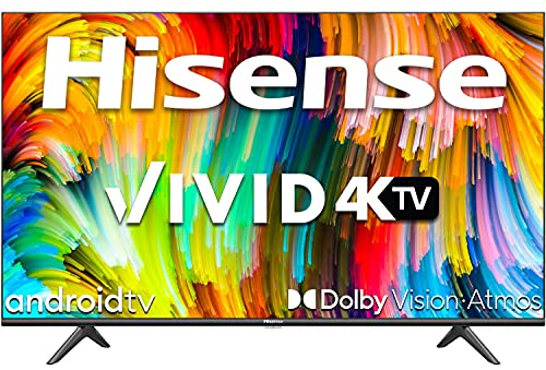 Hisense 43 inches 4K Ultra HD Smart Android LED TV