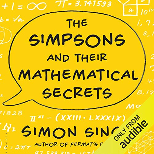 Couverture de The Simpsons and Their Mathematical Secrets
