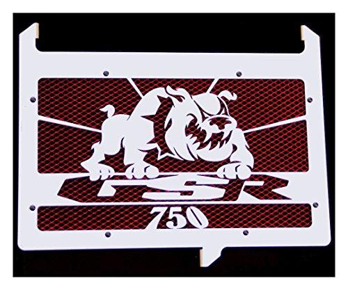 Kühlerverkleidung / Kühlerabdeckung Suzuki 750 GSR 2001>16 design