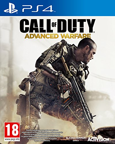Call Of Duty : Advanced Warfare Ps4- Playstation 4