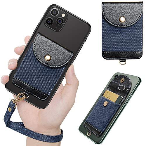 Phone Wrist Strap, Doormoon Credit ID Card Cash
