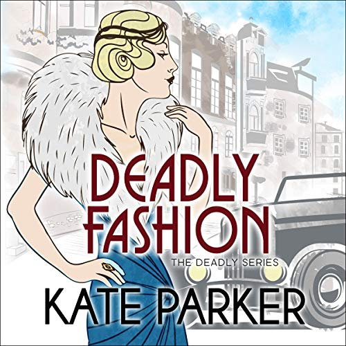 Couverture de Deadly Fashion