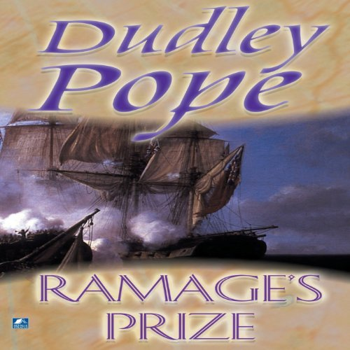 Ramage's Prize audiobook cover art