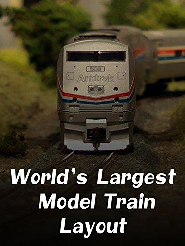 World's Largest Model Train Layout