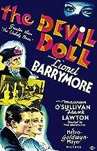 The Devil Doll - 1936 - Movie Poster Magnet