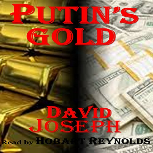Couverture de Putin's Gold