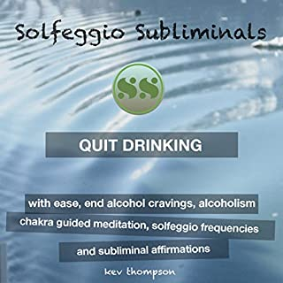Quit Drinking with Ease, End Alcohol Cravings, Alcoholism cover art