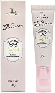 BB Cream Latika Clareador Claro Original Spf44 30g