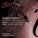 Fantasia on a Theme by Thomas Tallis / Variations / +