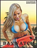 BAYWATCH CALENDAR 2022\2023: sexy women monthly calendar 2022 18 months size 8.5x11 inch high quality images glossy gift...