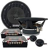 SA-6.5 CS v3 - Sundown Audio 6.5' 125W RMS Component S