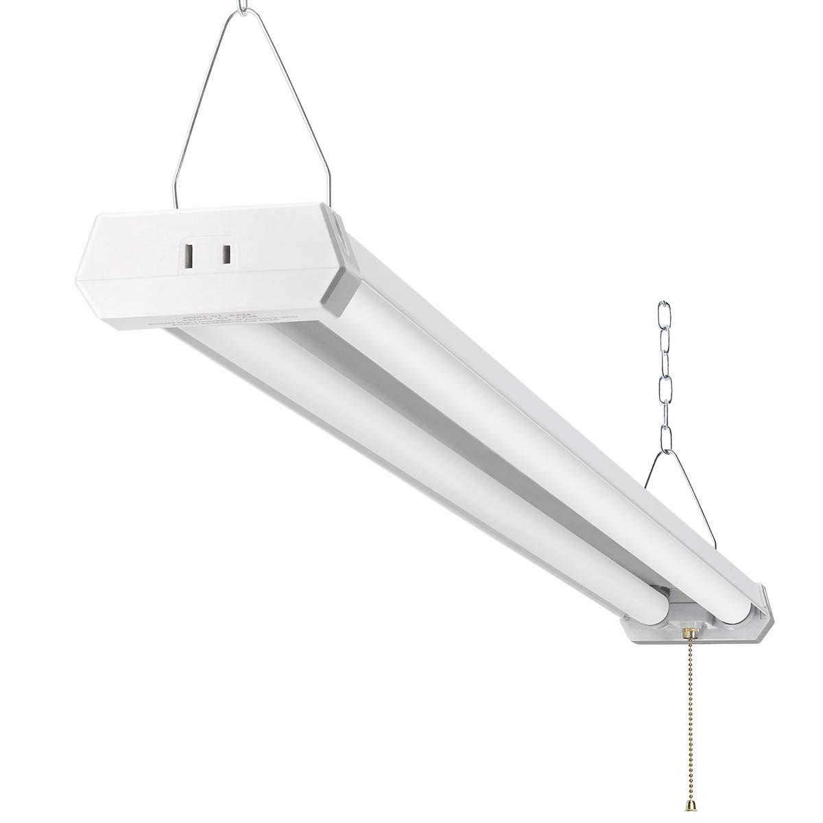 Lithonia Lighting Fluorescent Grow Light *Indoor Gardening* Two 14W T5 Bulbs NEW