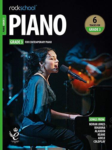 ROCKSCHOOL PIANO GRADE 3 2019