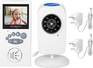 Trådlös babymonitor, för spädbarn, för användare i olika (brittiska regler (100–240 V))