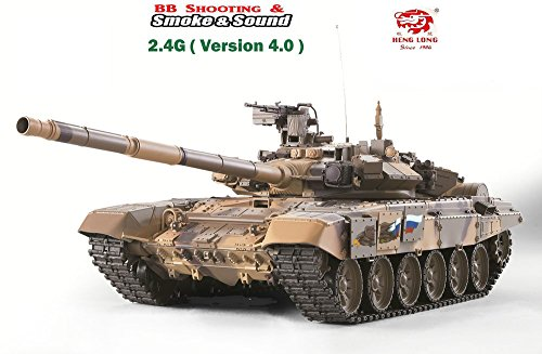 Best remote control tanks airsoft
