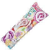 Smart Planet® Sugar Candy World - Colchón hinchable para piscina (177 x 60 cm)