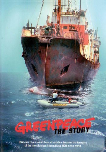 Greenpeace: The Story (Consumer Version) (2012)