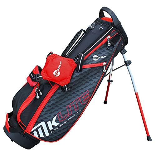 Mkids Golf Mkids Junior Lite stand bag 2018, red