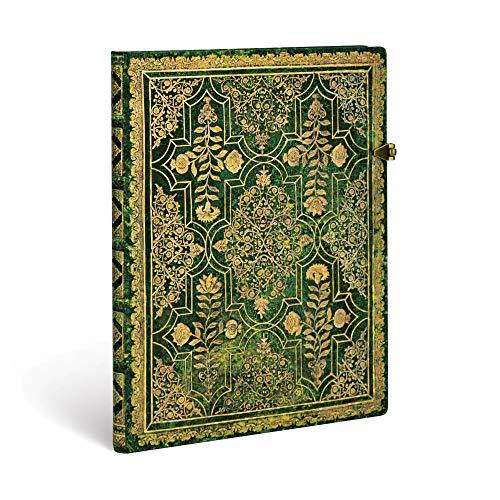 Paperblanks - Herbstfiligran Wacholder - Notizbuch Ultra Unliniert