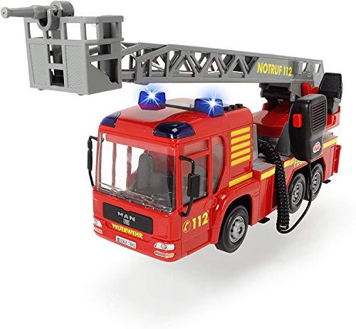 Dickie Toys - 203716003 - Camion de pompier - Hero