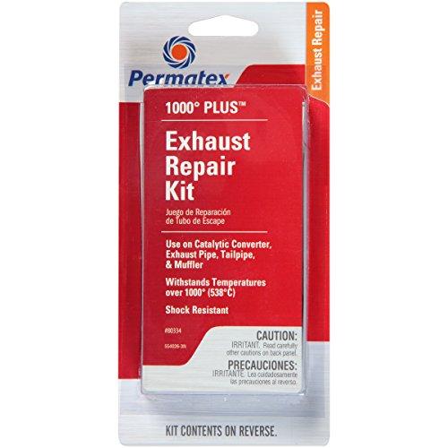 Permatex 80334 1000 Degree Plus Exhaust Repair Kit, Single Unit