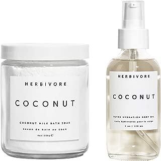 Herbivore Botanicals - Coco Duo Coconut Hydration Gift Set ($54 Value)