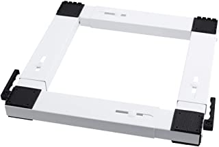 Xavax 运输滚轮,适用于洗衣机和烘干机 - 白色