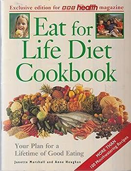 Paperback Eat for Life Diet Cookbook Book