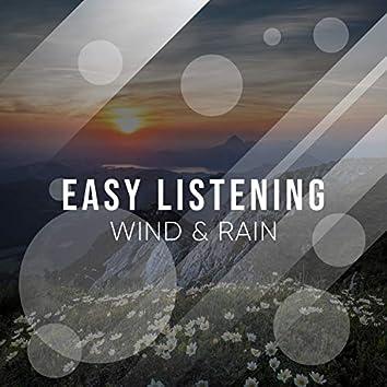 Easy Listening Wind & Rain, Vol. 5