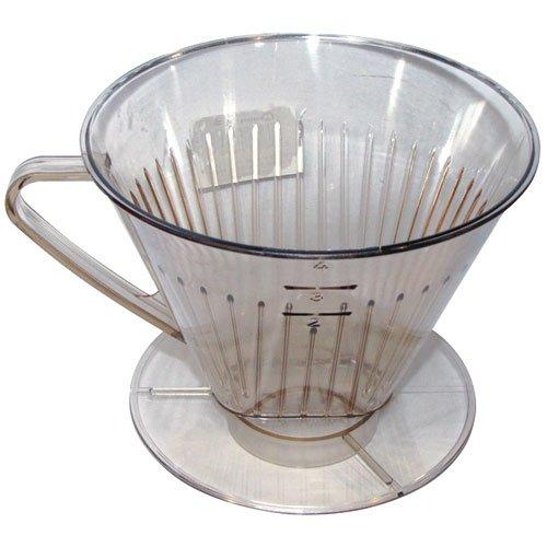 Metaltex 2047375 Café Filtre Taille 4\