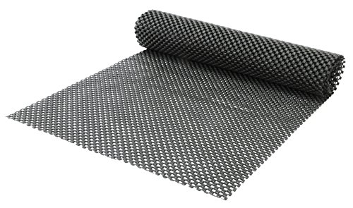 Rolson 6081430x 150cm tappetino antiscivolo–nero