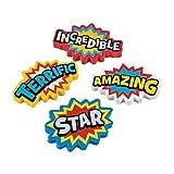 Fun Express Superhero Erasers - 24 pcs