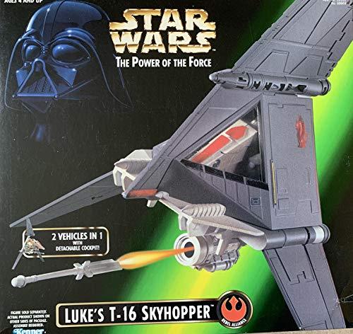Star Wars Lukes Skywalkers T-16 Skyhopper