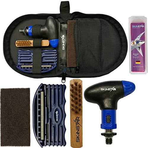 SkinStar Quick Reparatie Tool Tune Tuning Kit Snowboard Universal Wax