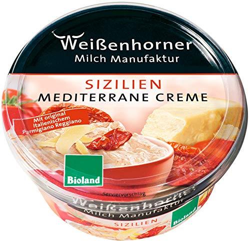 Weißenhorner Milch Manufak Bio WH MM Bioland FrischeCreme Sizilien (6 x 125 gr)