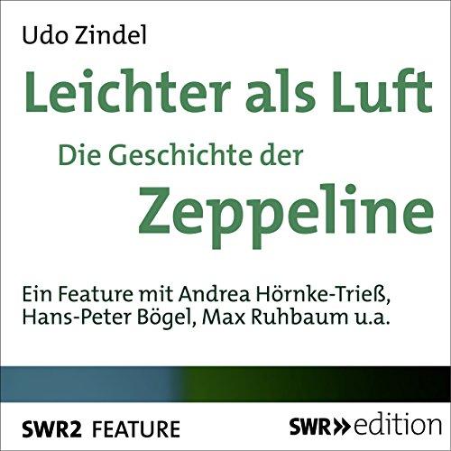 『Leichter als Luft: Die Geschichte der Zeppeline』のカバーアート