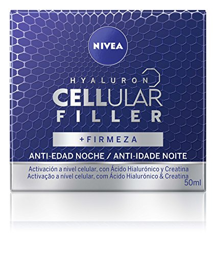 NIVEA Hyaluron Cellular Filler Cuidado de Noche, crema